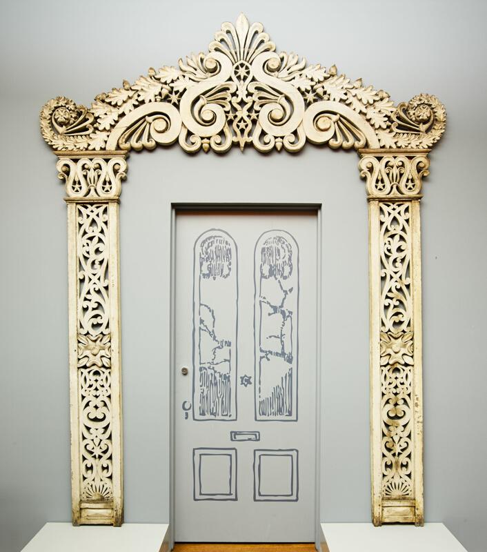 Doorframe | The Art Institute of Chicago