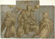 Virgin and Child with the Infant John the Baptist, and Saints Francis of Assisi and Clare
