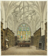 Library of Winchester College