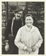 Mr. and Mrs. Mylroi, Church Farm, Cregneash