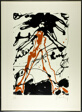 Striding Figure, from Conspiracy, The Artist as Witness