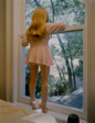 Untitled (Savannah on Window)