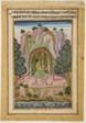 Asavari Ragini: A Female Yogini (Page from a Ragamala Set)