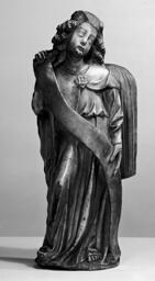 Angel Holding Scroll