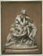 Study for the Sculpture Ugolino and His Children