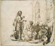Joseph Expounding the Prisoners' Dreams