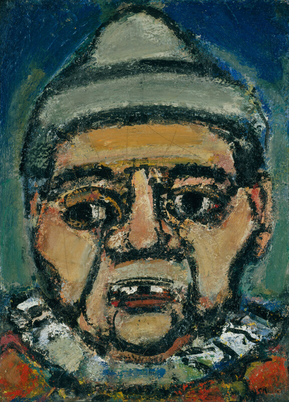 Georges Rouault Oil Painting