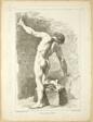 Figure, from Seconde livre de figures d'Academies gravées en Partie par les Professeurs de l' Académie Royale