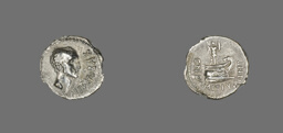 Denarius (Coin) Portraying Ahenobarbus