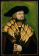 Portrait of Leonhard Fuchs