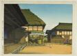 A Farmhouse in Autumn, Ayashi, Miyagi Prefecture (Noka no aki (Miyagi ken Ayashi)