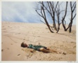 Half Buried in the Illinois-Indiana Sanddunes
