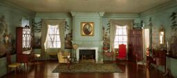 A9: Massachusetts Parlor, 1818
