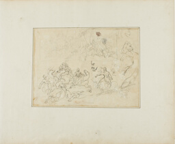 Sketches of a Cavalry Battle