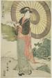 A Contemporary Parody of Komachi Prays for Rain (Tosei yatsushi Amagoi Komachi)