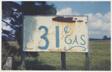 31 Cent Gasoline Sign, near Greensboro, Alabama