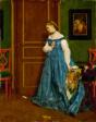 Hesitation (Madame Monteaux?)