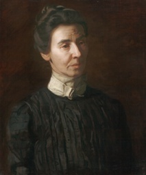 Portrait of Mary Adeline Williams