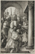 Christ Before Pilate, from The Engraved Passion