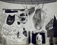 "Dali's ""Dream of Venus"", completed facade"