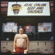 Hot Dog Stands: Patio Beef, Clark Street