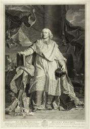 Portrait of Jacques Bénigne Bossuet, Bishop of Meaux