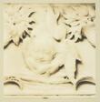 Angel's head from the frieze of the Tabernacle by Desiderio da Settignano