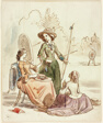 Ladies at Archery