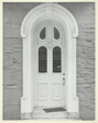 Doorway of 1756-Built House in Kutztown