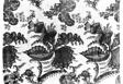 Bat Flower (Furnishing Fabric)
