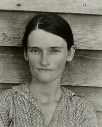 Alabama Cotton Tenant Farmer's Wife