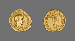 Aureus (Coin) Portraying Emperor Gordian III