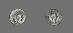 Denarius (Coin) Portraying Lepidus