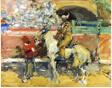 Picador on Horseback