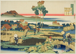 Tenji Tenno (The Emperor Tenji), first poet in the series One Hundred Poems by One Hundred Poets Explained by the Nurse