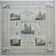 Hackney Coach and Cabriolet Fares/ Regulations and Acts of Parliament (Handkerchief)
