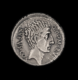 Coin Portraying Q. Pompeius Rufus