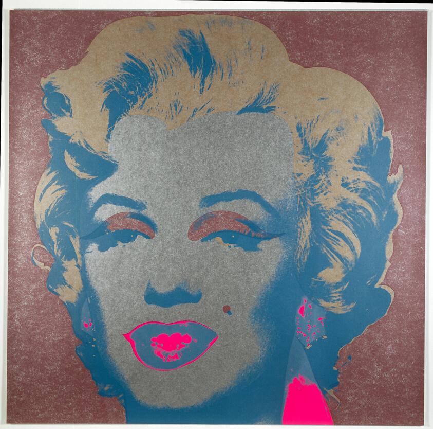 Marilyn Monroe (Marilyn) | The Art Institute of Chicago