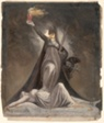 Study for Inquisition, Illustration to Columbiad