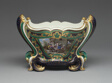 Vase (Cuvette Mahon)
