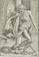 Man of Sorrows before the Column