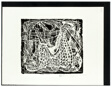 Plaster Relief Print (Nets), plate 100 from 101 Prints