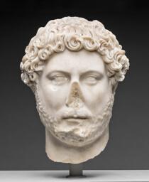 Portrait Head of Emperor Hadrian