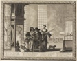 Old Age, plate four from Depicting the Four Ages of Man