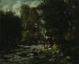 The Brook of Les Puits-Noir