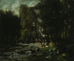 The Brook of Les Puits-Noir