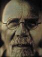 Chuck Close, Self-Portrait