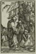 Christ Taking Leave of His Mother, from The Fall and Redemption of Man