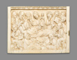 Diptych Fragment: The Death of the Virgin