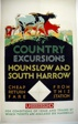 Country Excursions: Hounslow and South Harrow